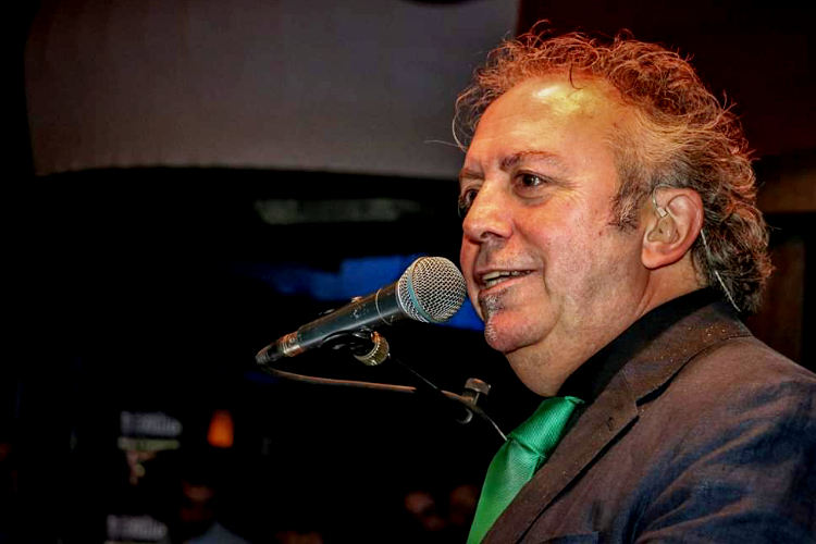 Gino Politi optreden Tilburg